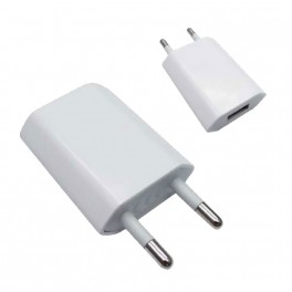 Adaptador cargador USB para pared