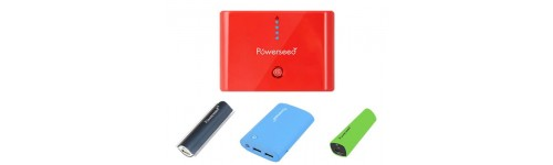 Power banks: Baterias Powerseed